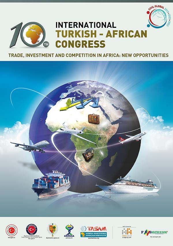 10th International Turkish - African Congress