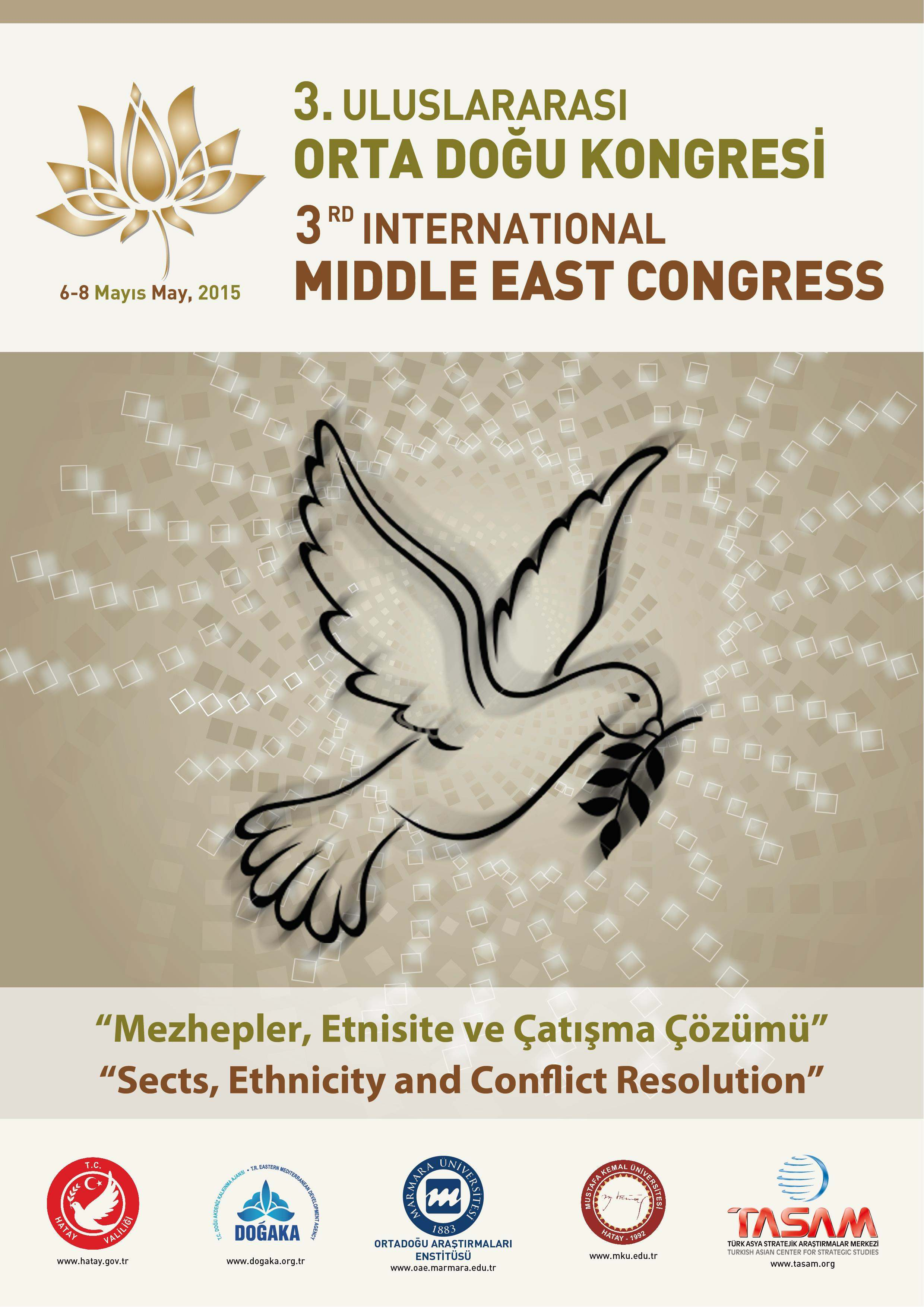 3rd International Middle East Congress