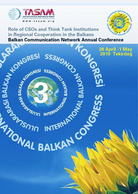 3rd İnternationale Balkan Congress