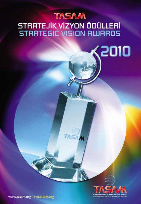 5th Strategic Vision Awards