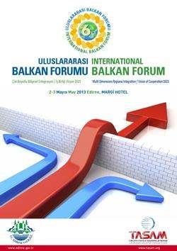 6th International Balkan Forum Congress