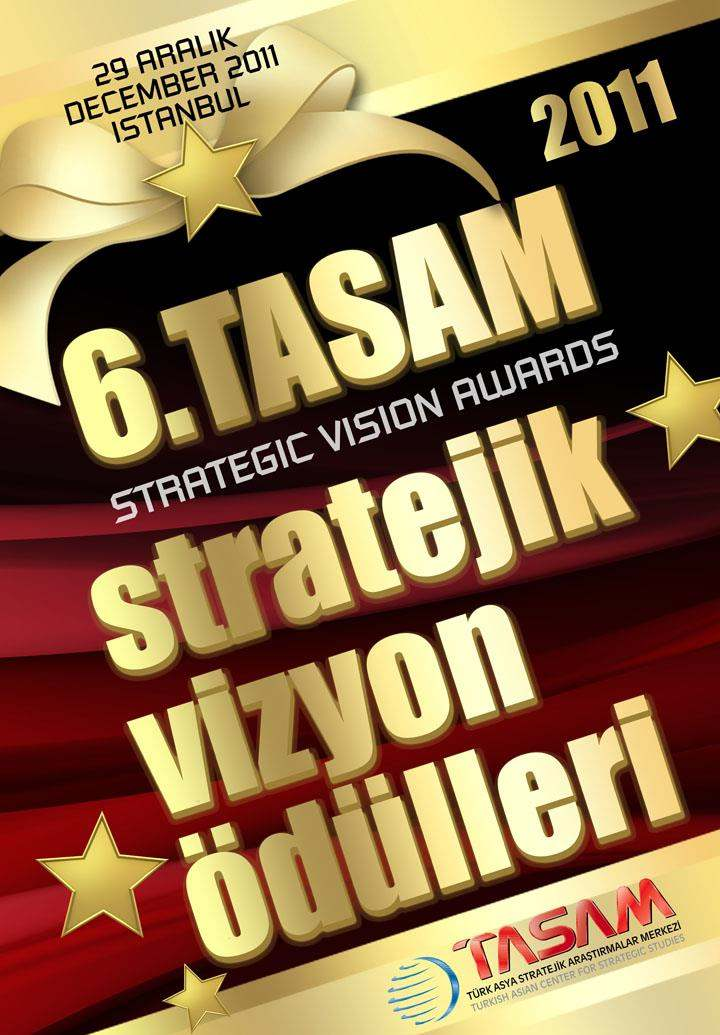 6th TASAM Strategic Vision Awards | 2011
