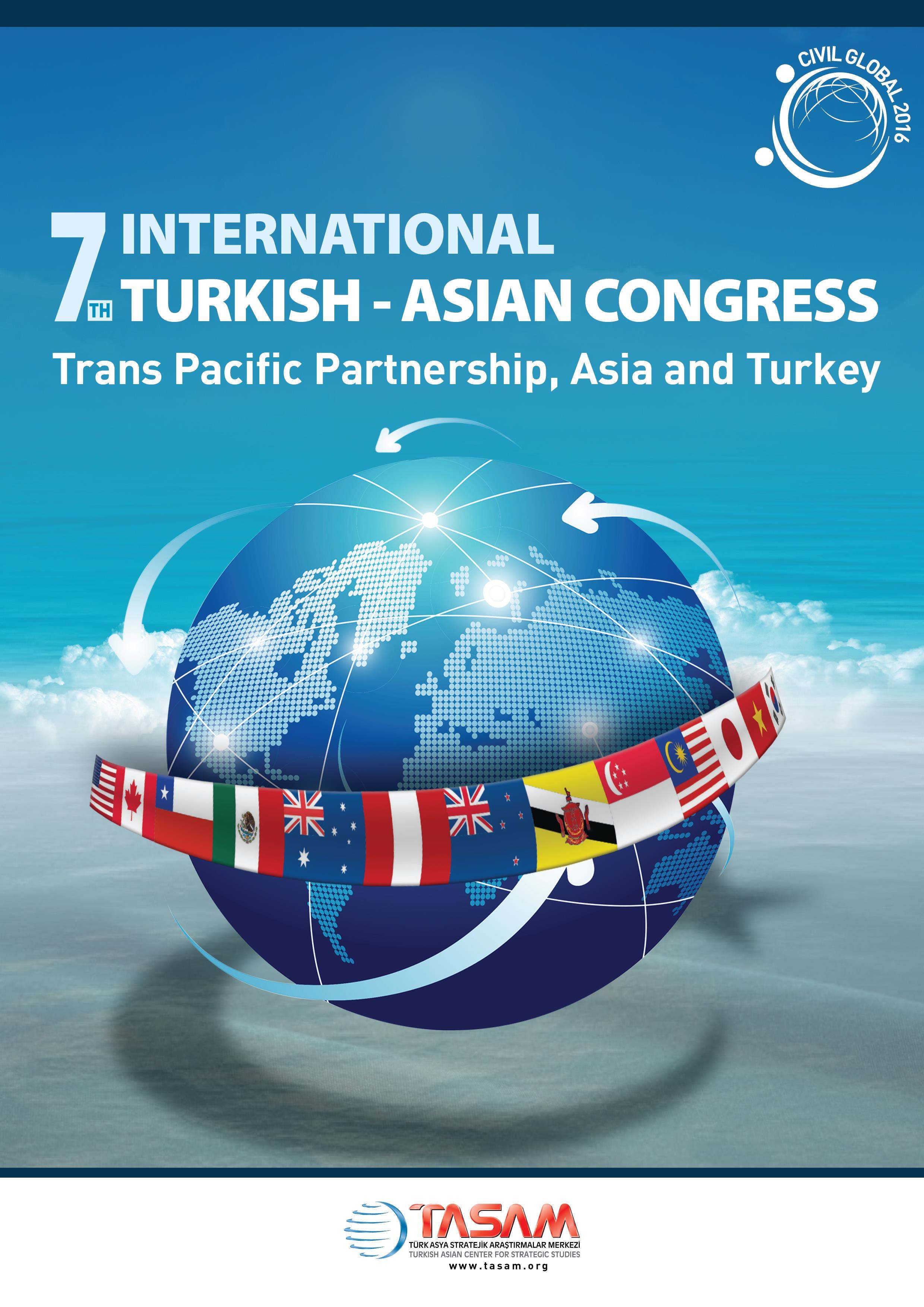 7th International Turkish - Asian Congress
