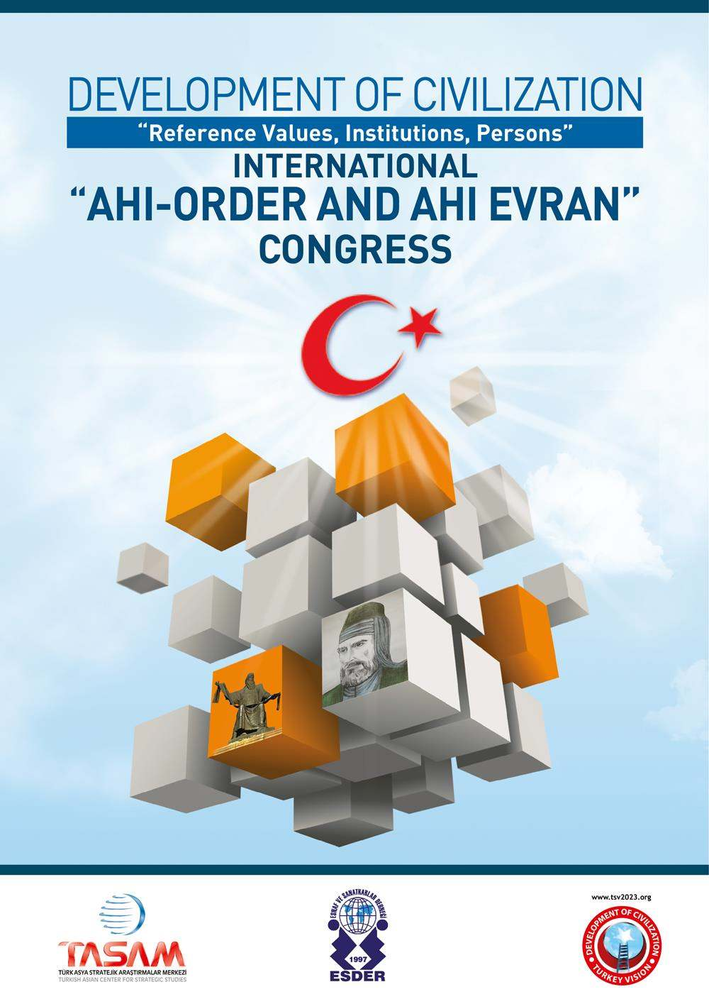 International Ahi-order and Ahi Evran Congress