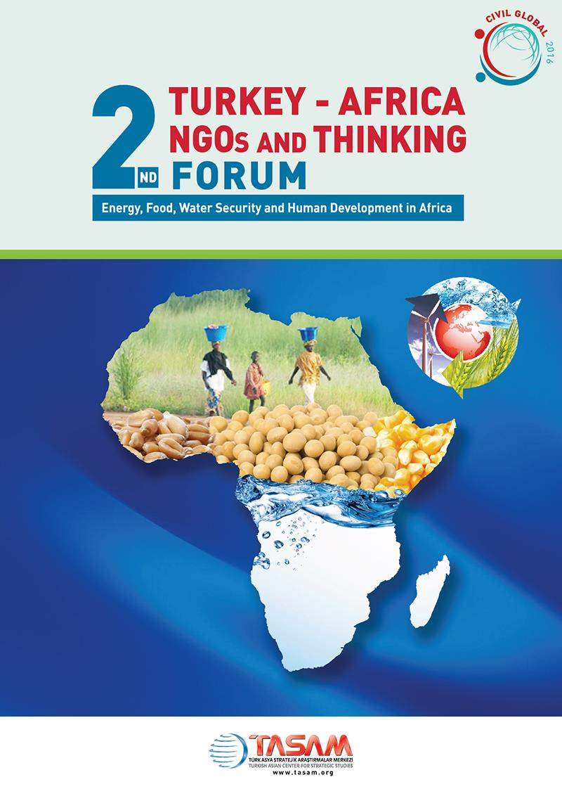 2nd Turkish African NGOs  and Thinking Forum
