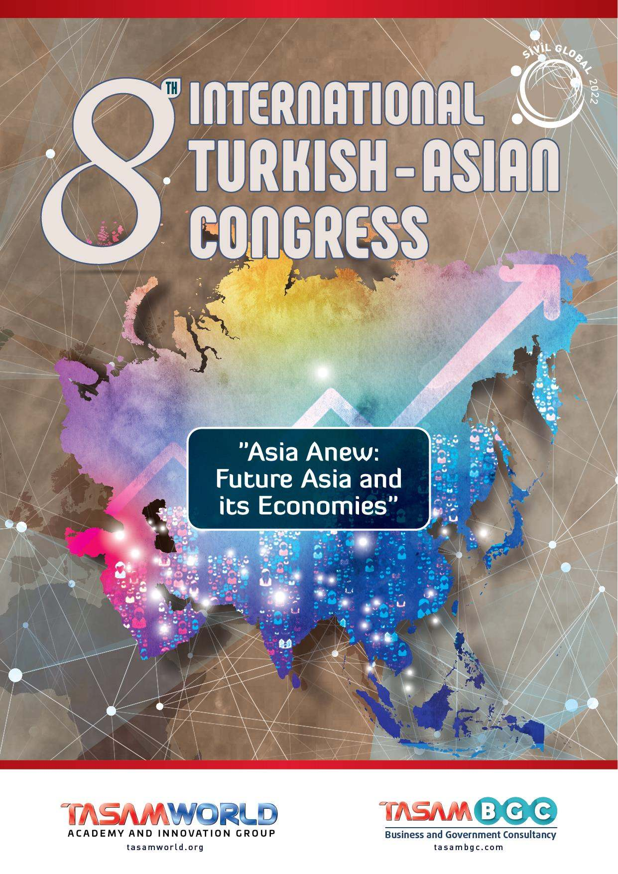 8th International Turkish - Asian Congress