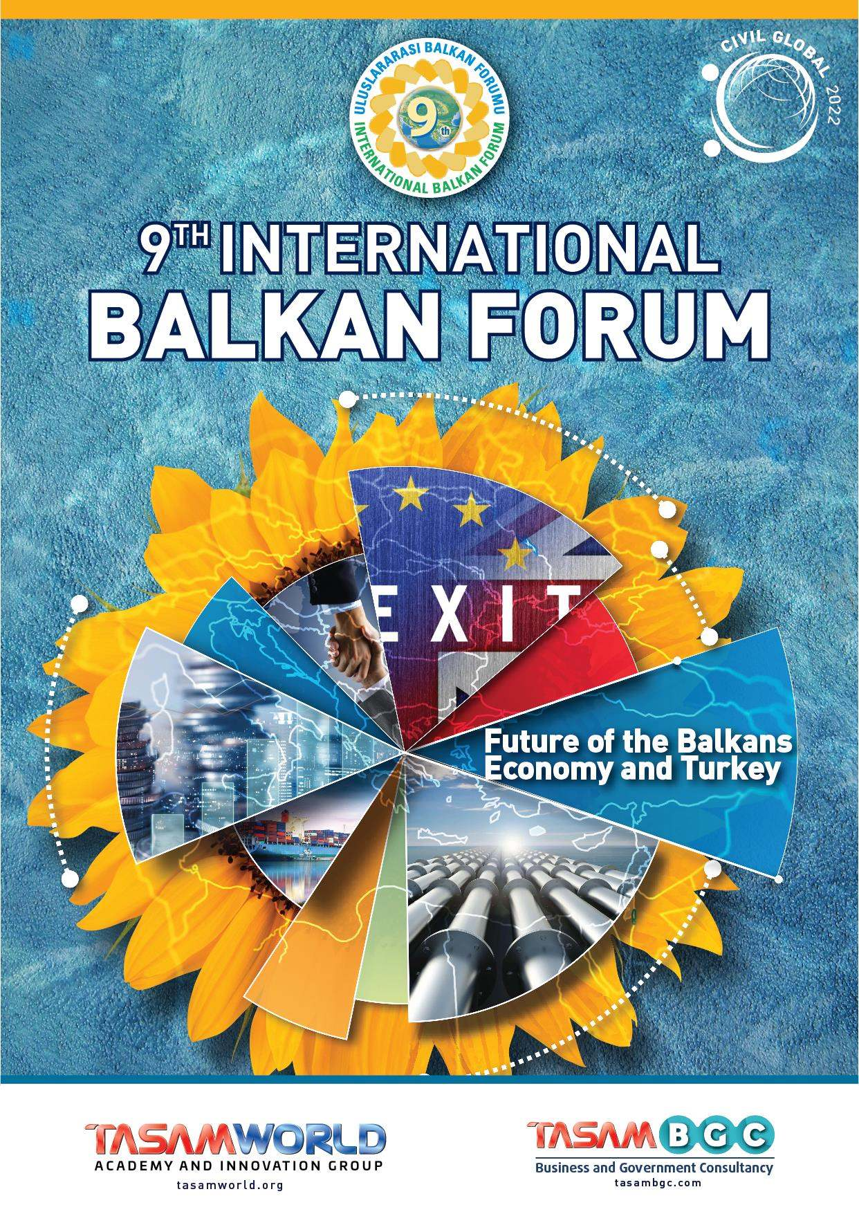 9TH International Balkan Forum
