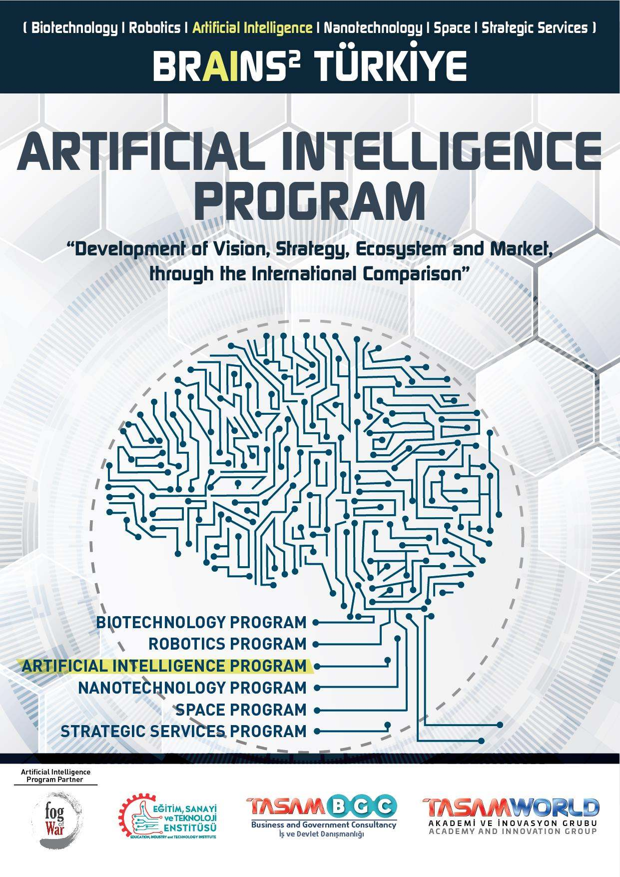 BRAINS² TÜRKİYE | Artificial Intelligence Program