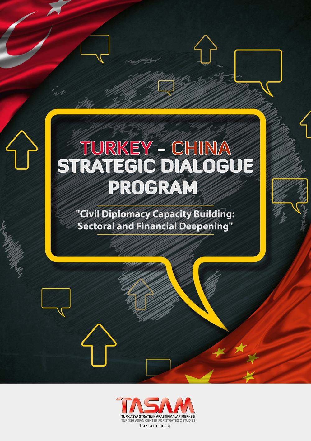 Turkey - China Strategic Dialogue Program