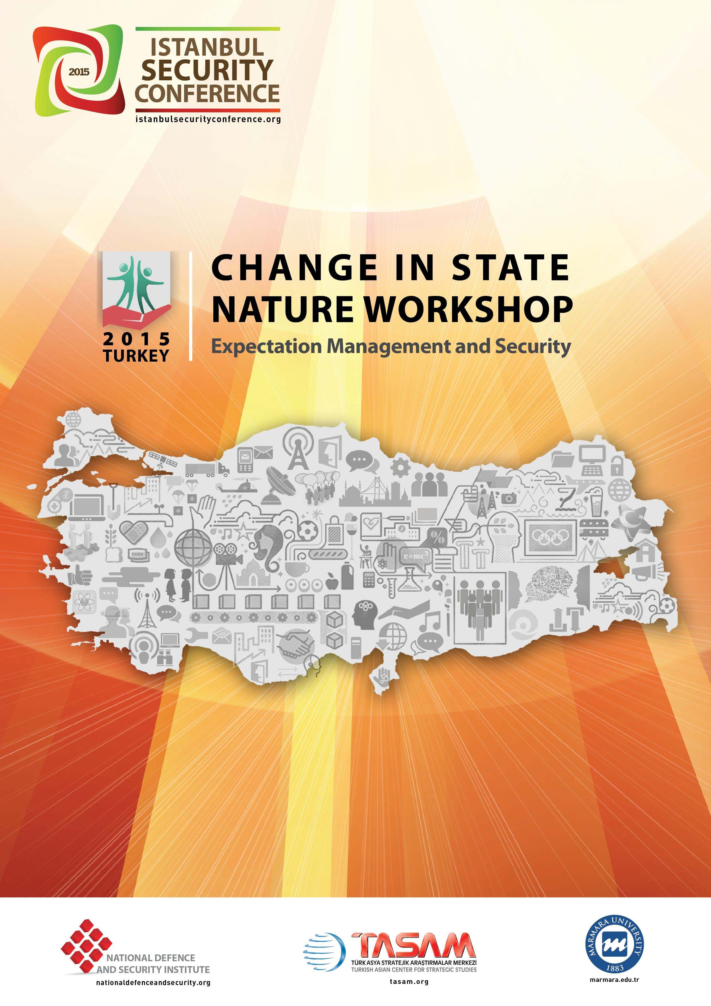 Change in State Nature Workshop | Istanbul Security Conference 2015