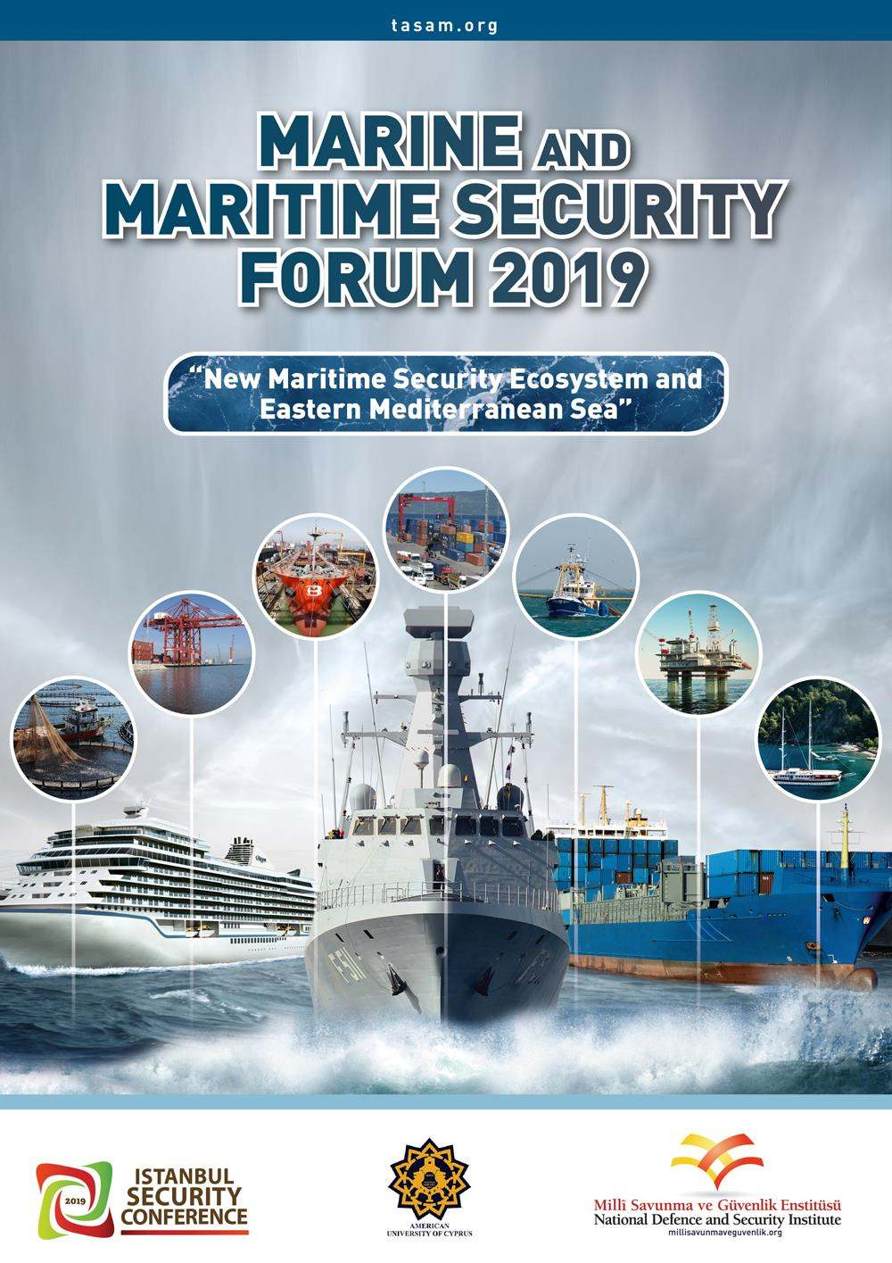 Marine and Maritime Security Forum 2019