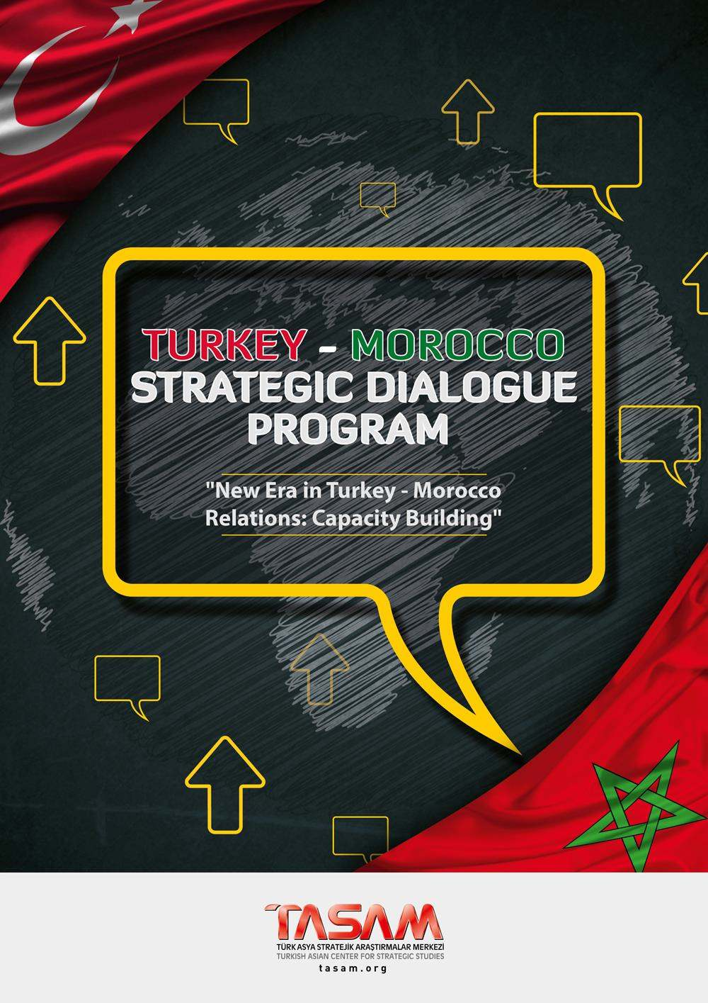 Turkey - Morocco Strategic Dialogue Program