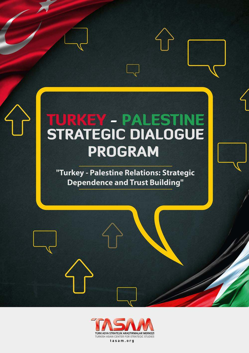 Turkey - Palestine Strategic Dialogue Program