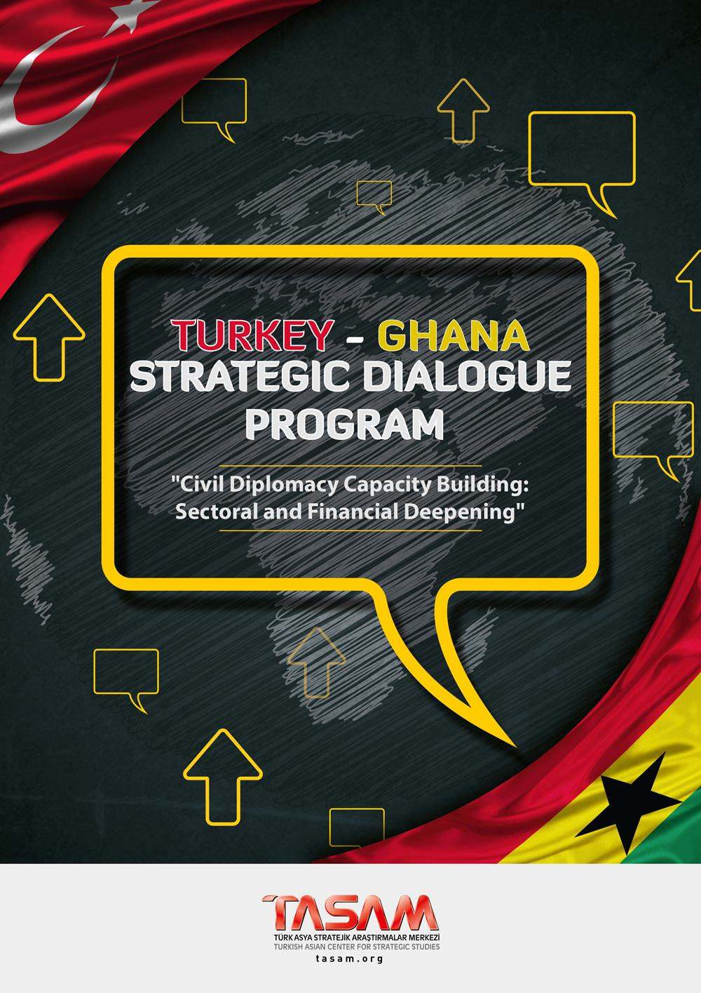 Turkey - Ghana Strategic Dialogue Program