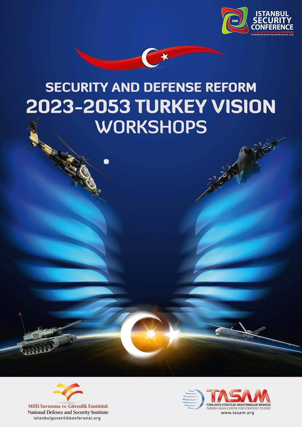 Security and Defence Reform 2023-2053 Turkey Vision Workshops