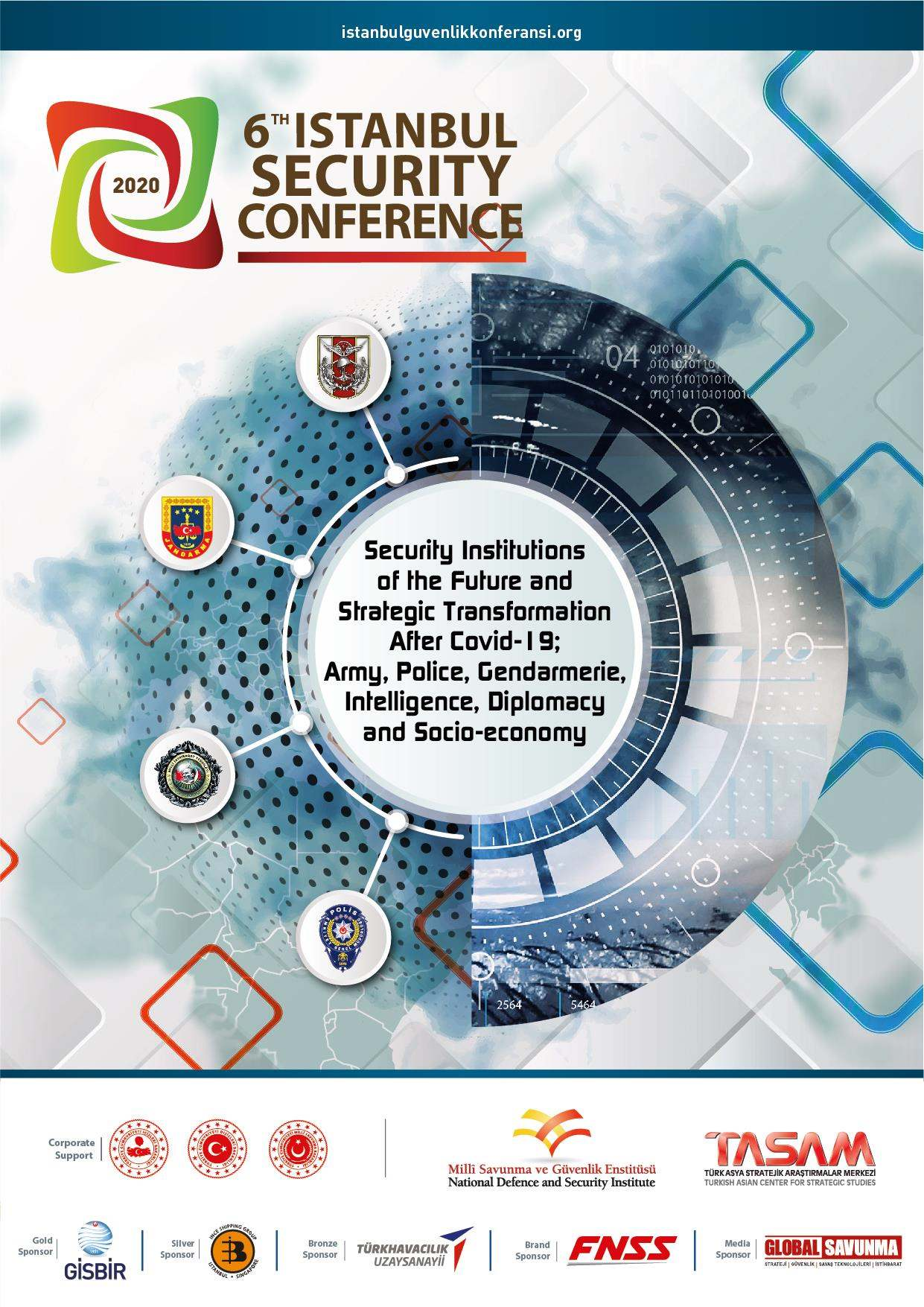 6th Istanbul Security Conference (2020)