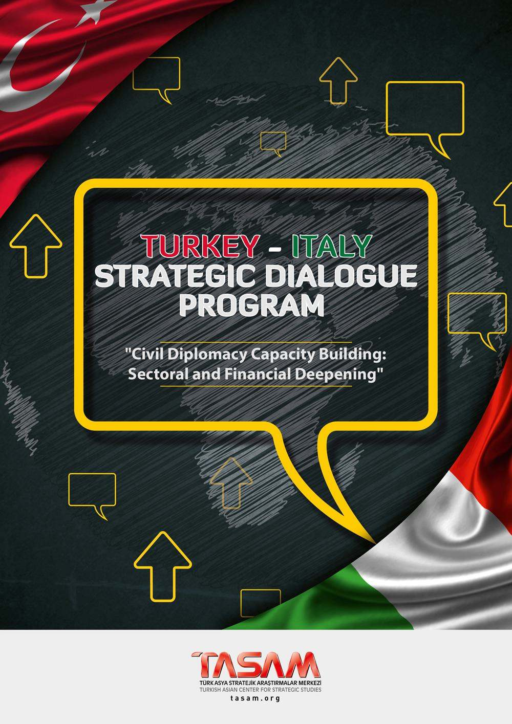 Turkey - Italy Strategic Dialogue Program