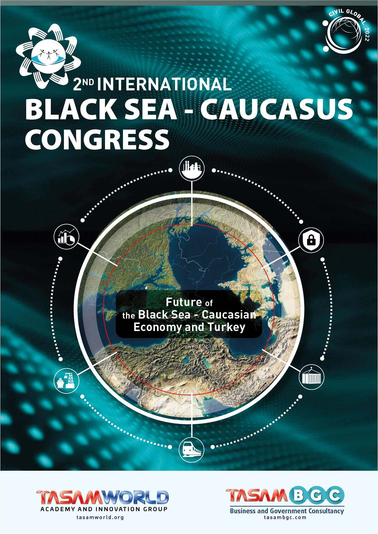 2ND International Black Sea - Caucasian Congress
