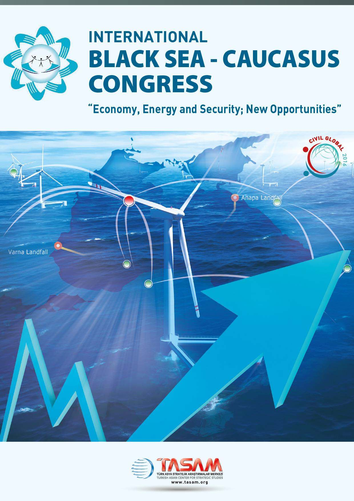1st International Black Sea - Caucasus Congress