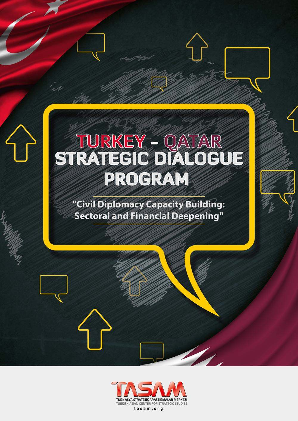 Turkey - Qatar Strategic Dialogue Program