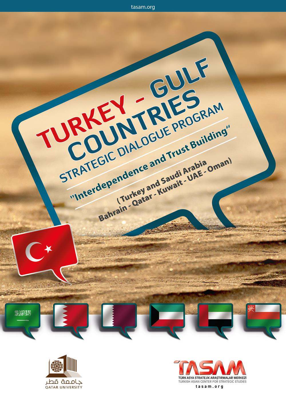 Turkey - Gulf Countries Strategic Dialogue Program