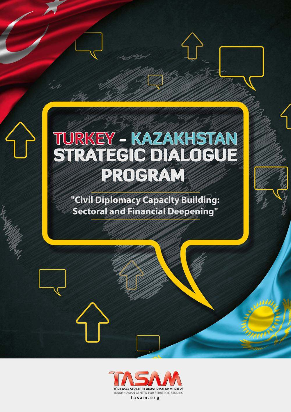 Turkey - Kazakhistan Strategic Dialogue Program