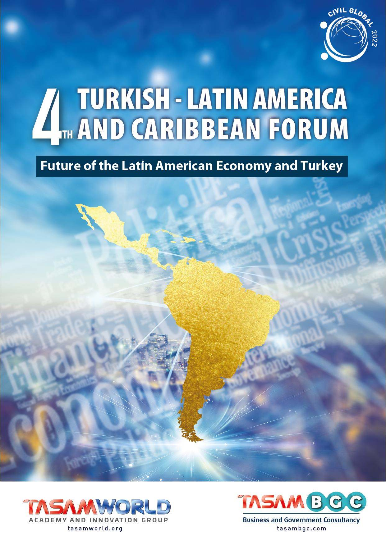 4th Turkish - Latin American and Caribbean Congress