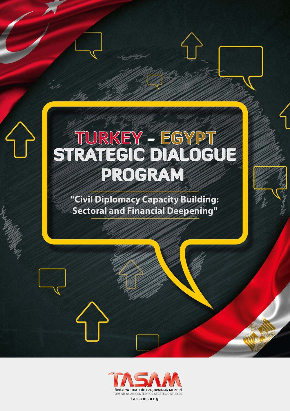 Turkey - Egypt Strategic Dialogue Program