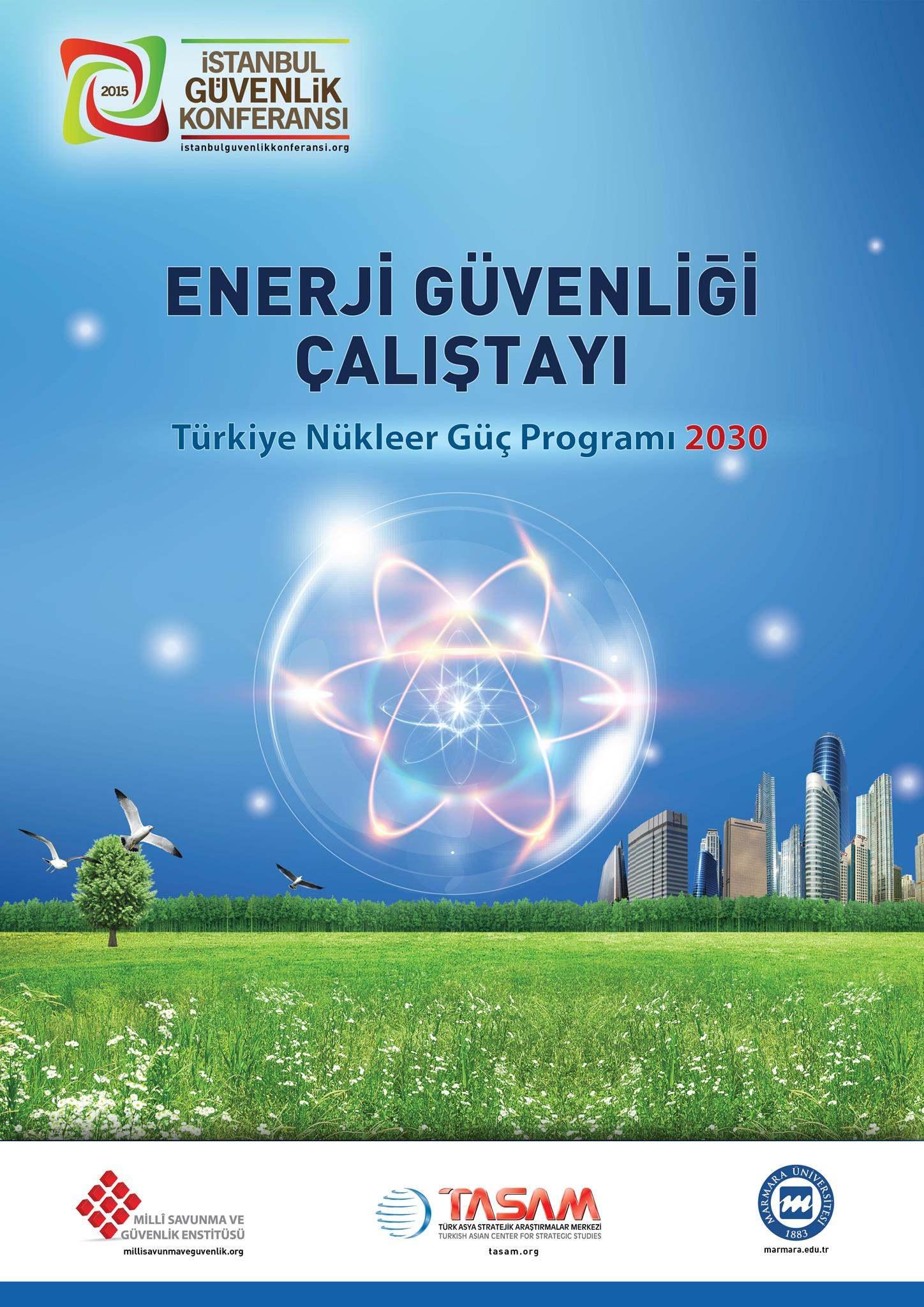 Enerji Güvenliği Çalıştayı | İstanbul Güvenlik Konferansı 2015