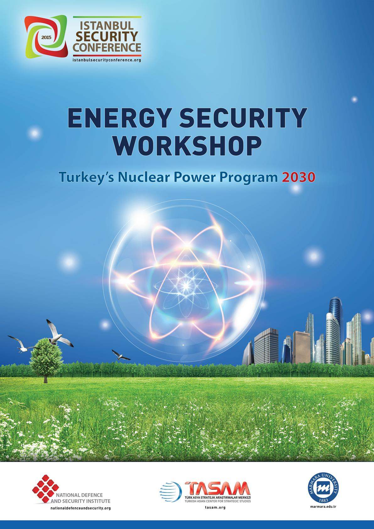Energy Security Workshop | Istanbul Security Conference 2015