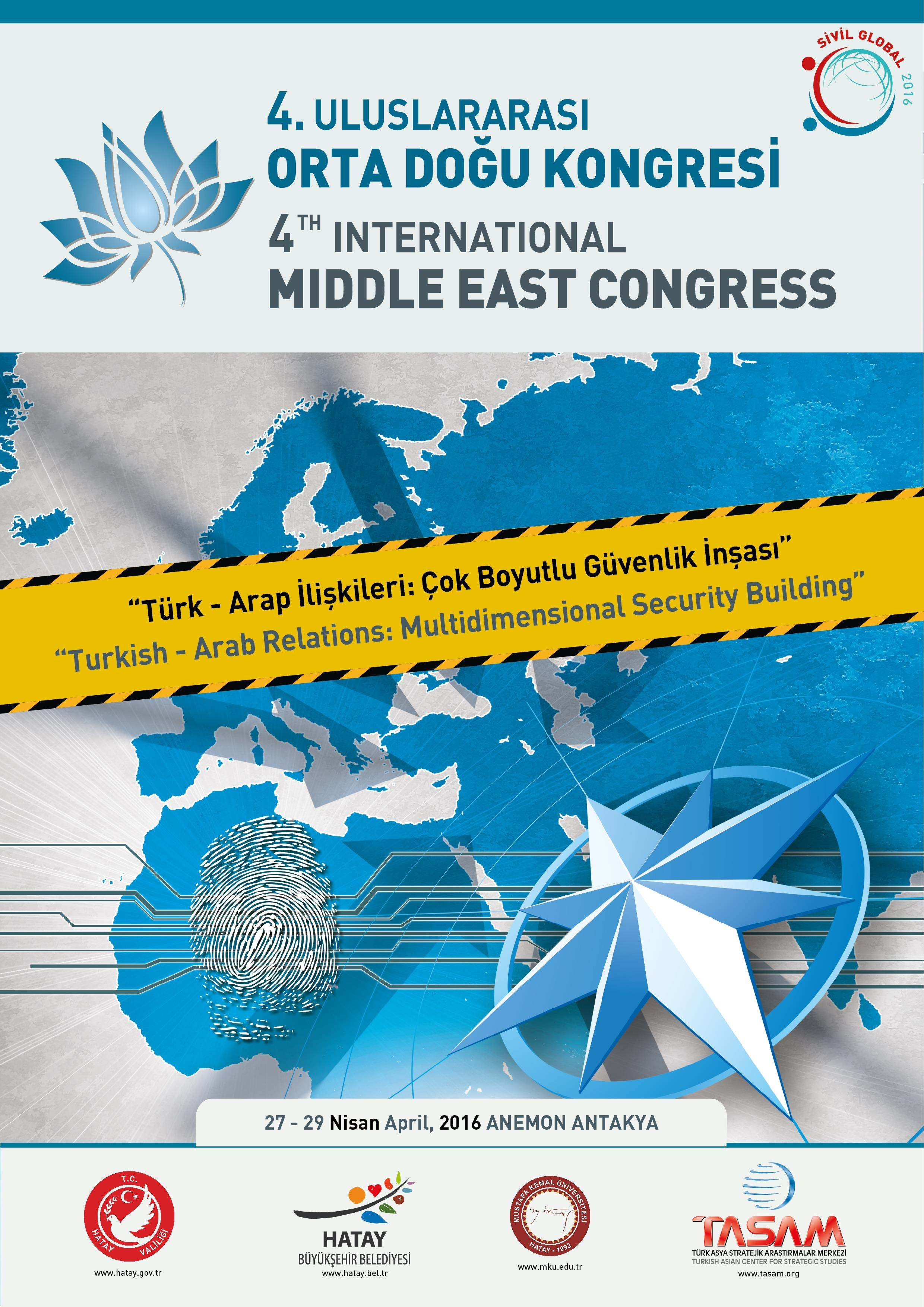 4th International Middle East Congress
