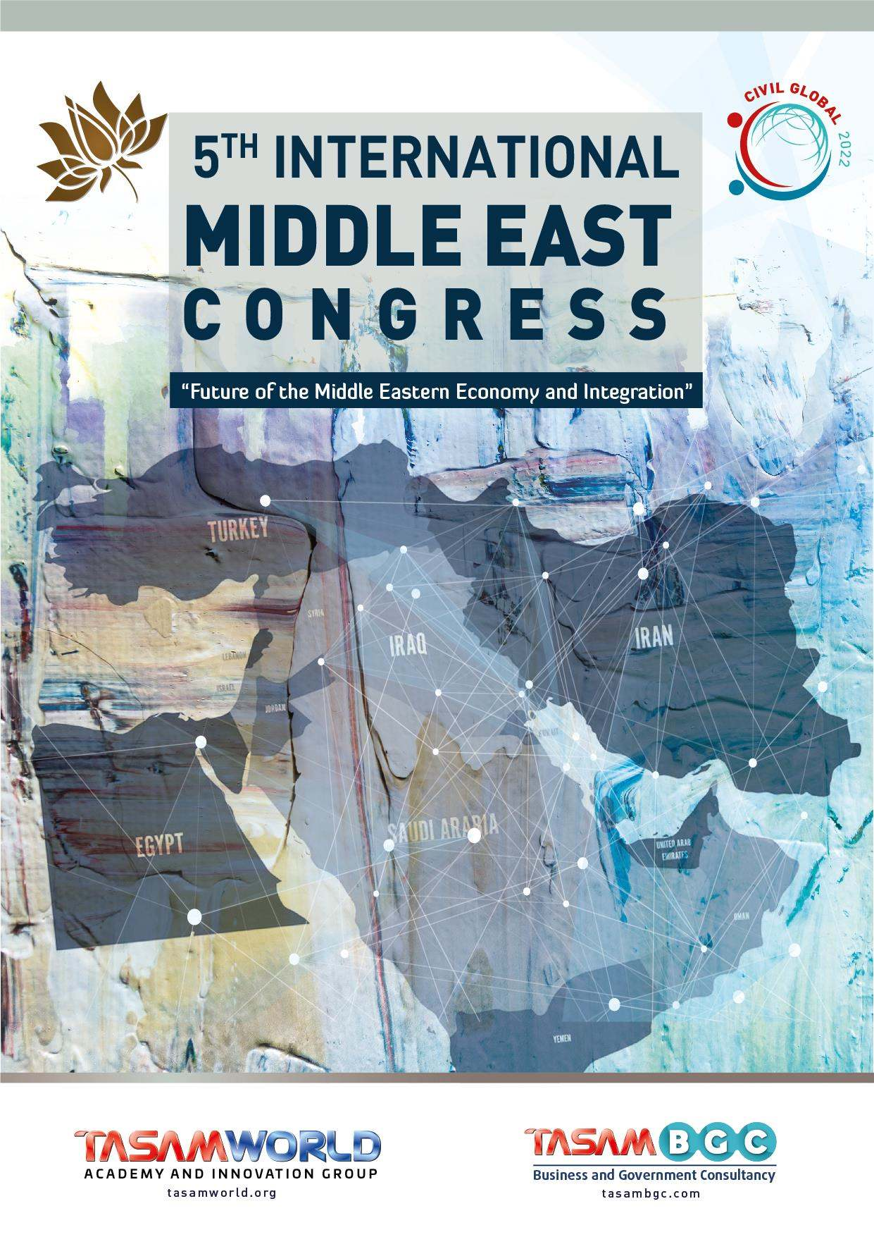 5TH International Middle East Congress