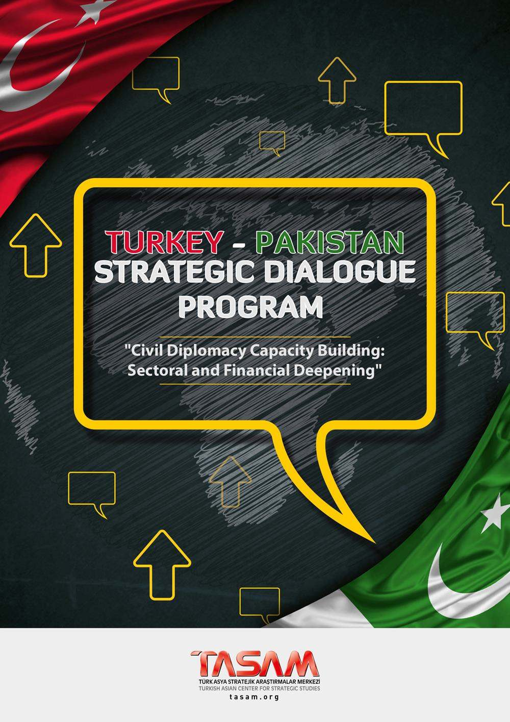 Turkey - Pakistan Strategic Dialogue Program