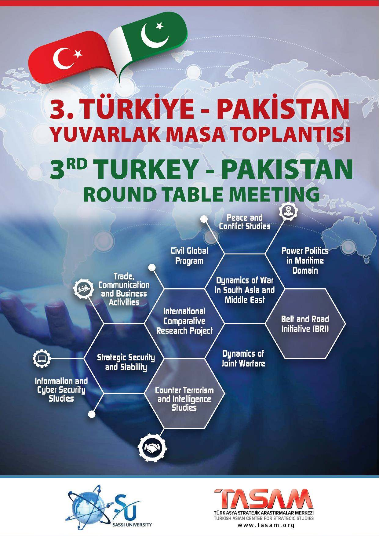 Turkey - Pakistan Round Table Meeting - 3