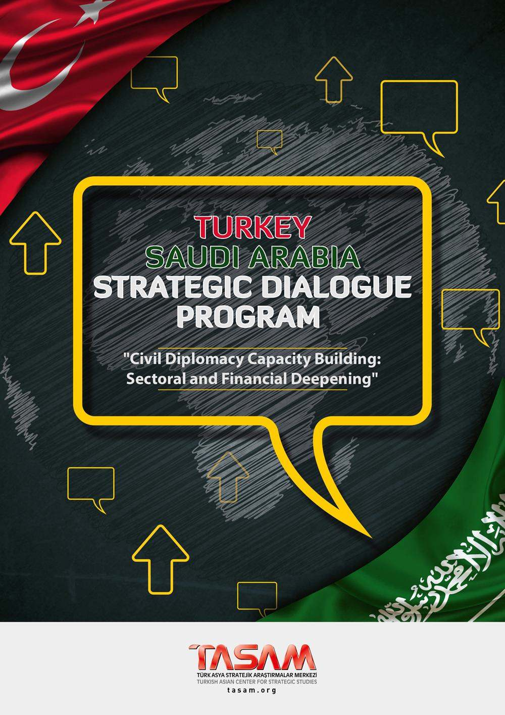 Turkey - Saudi Arabia Strategic Dialogue Program