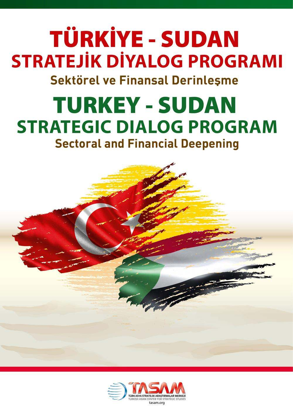 Turkey - Sudan Strategic Dialogue Program
