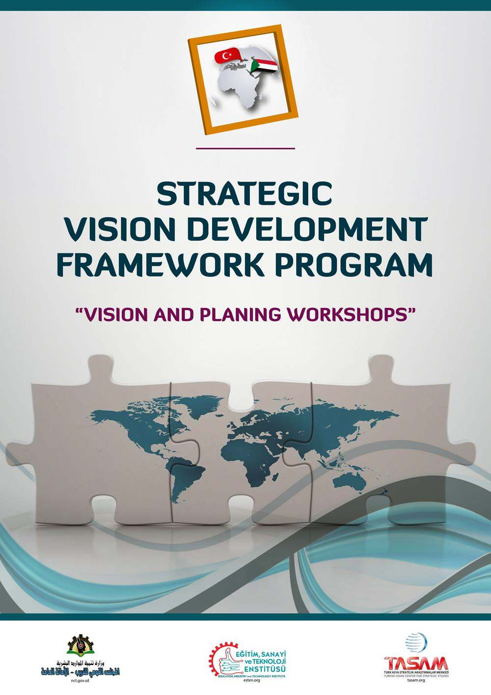 Strategic Vision Development Pramework Program | Vision and Planing Workshops