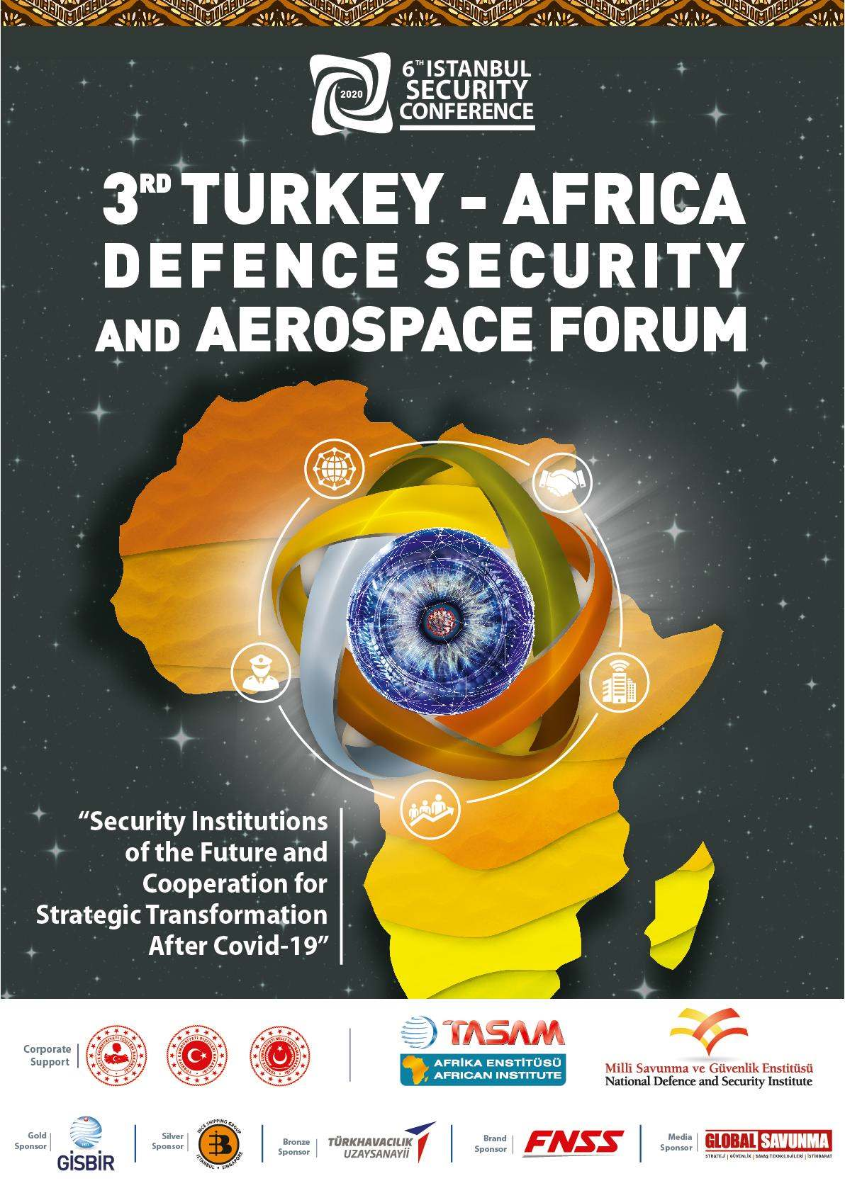 3rd Turkey - Africa Defence Security and Aerospace Forum