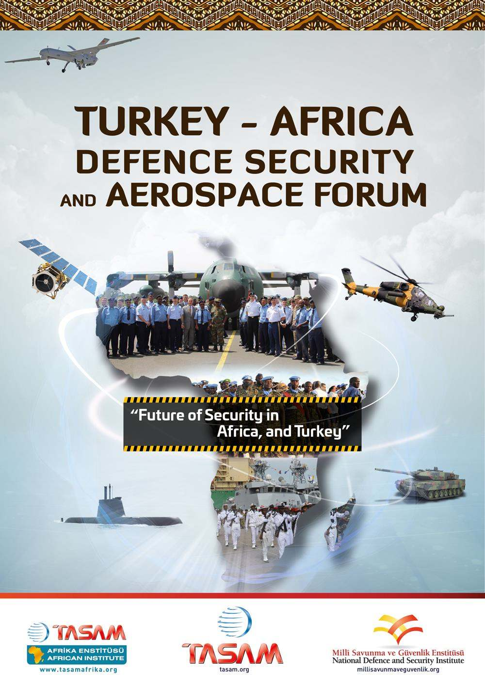 Turkey - Africa Defence, Security and Space Forum