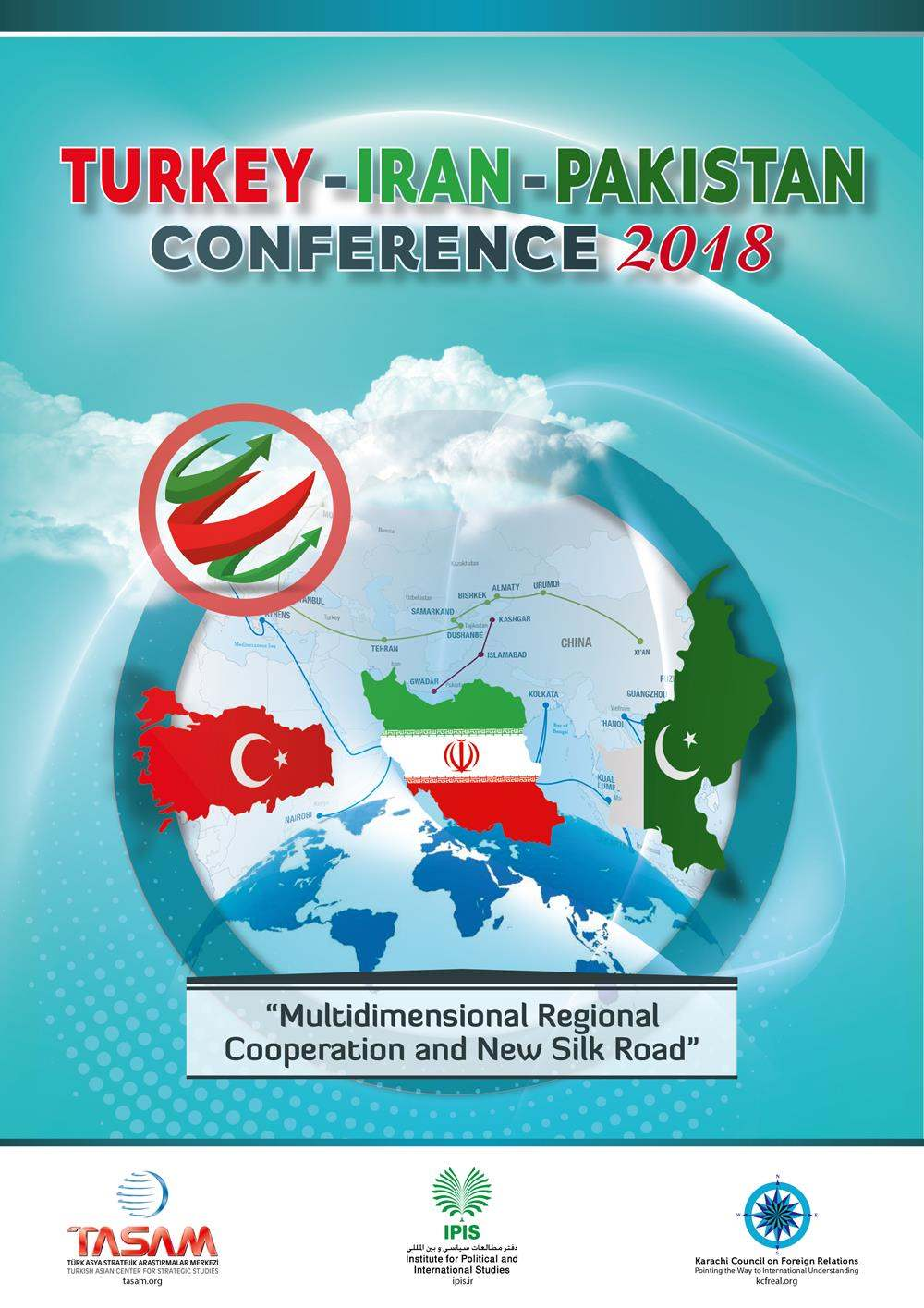 Turkey - Iran - Pakistan Conference 2018