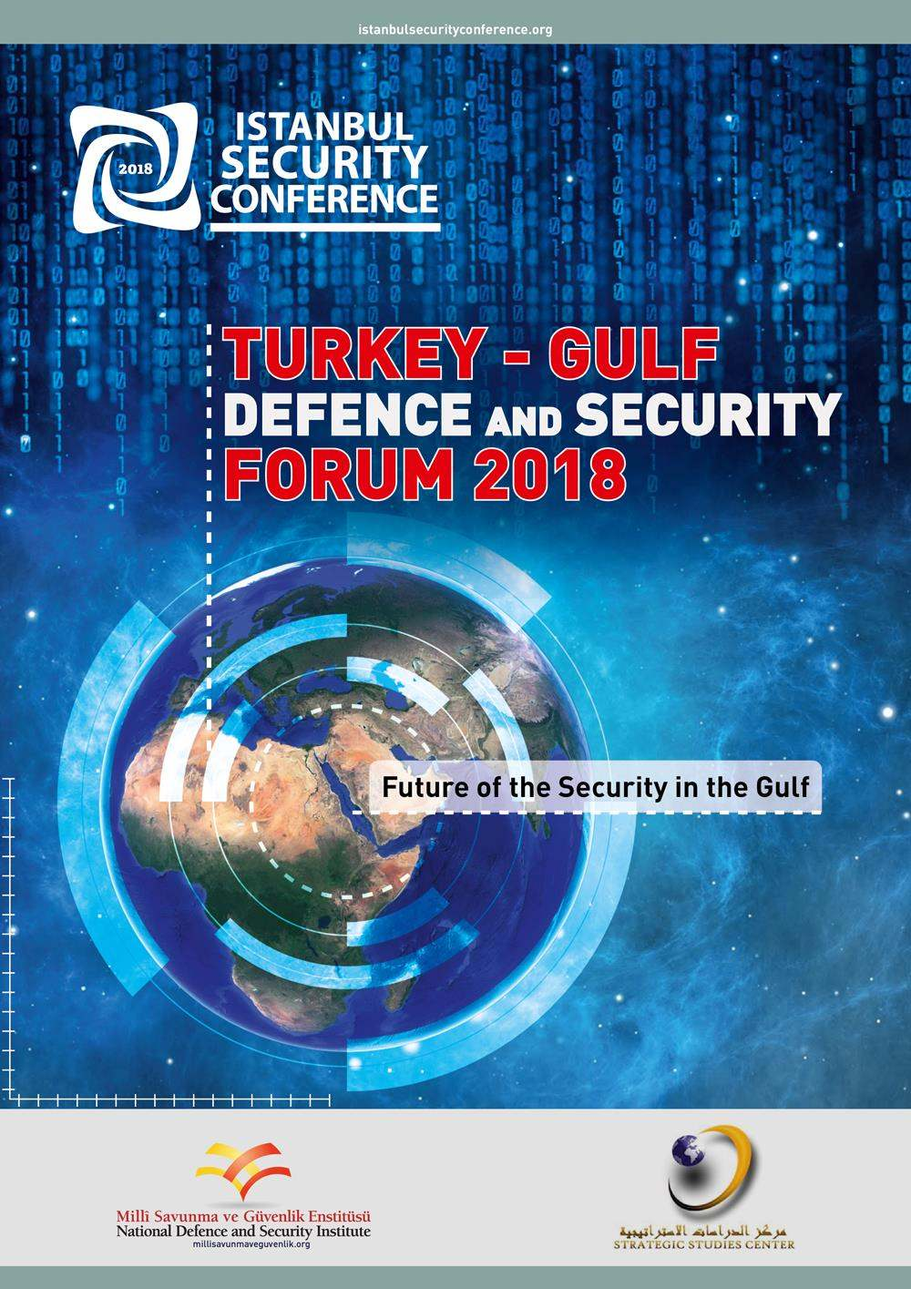 Turkey - Gulf Defence and Security Forum 2018 Prep. Meeting