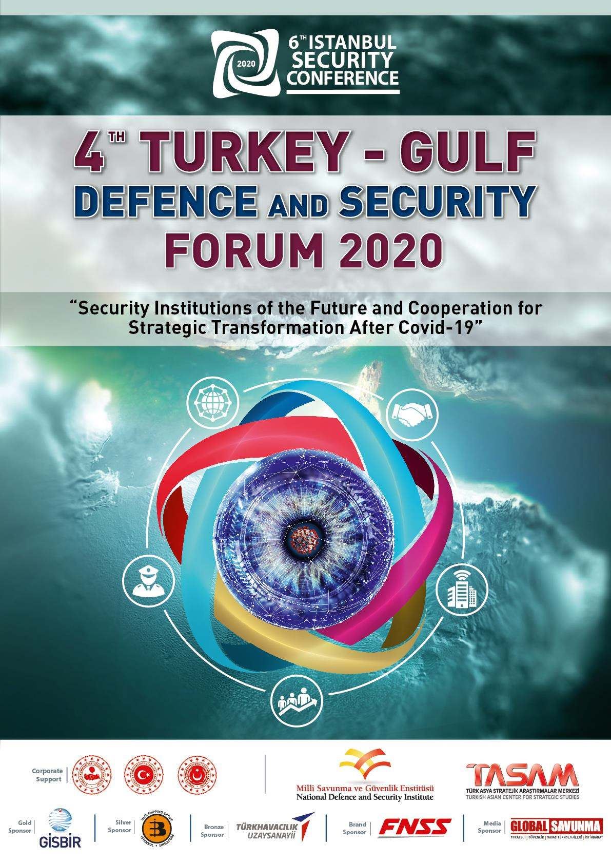 4TH Turkey - Gulf Defence and Security Forum