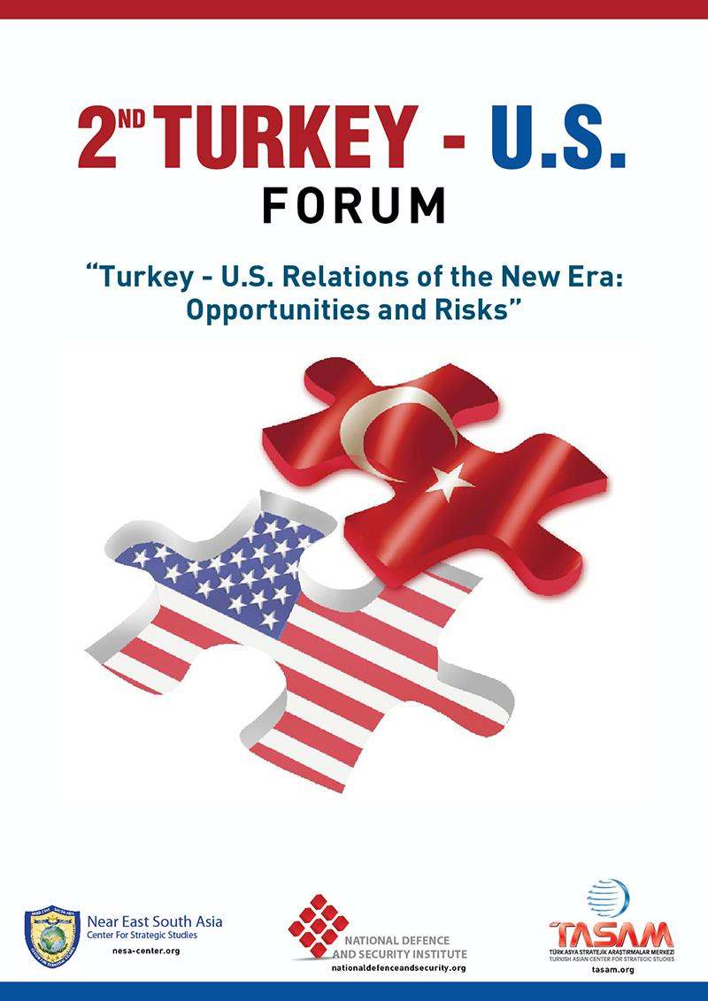 2nd Turkey - USA Forum