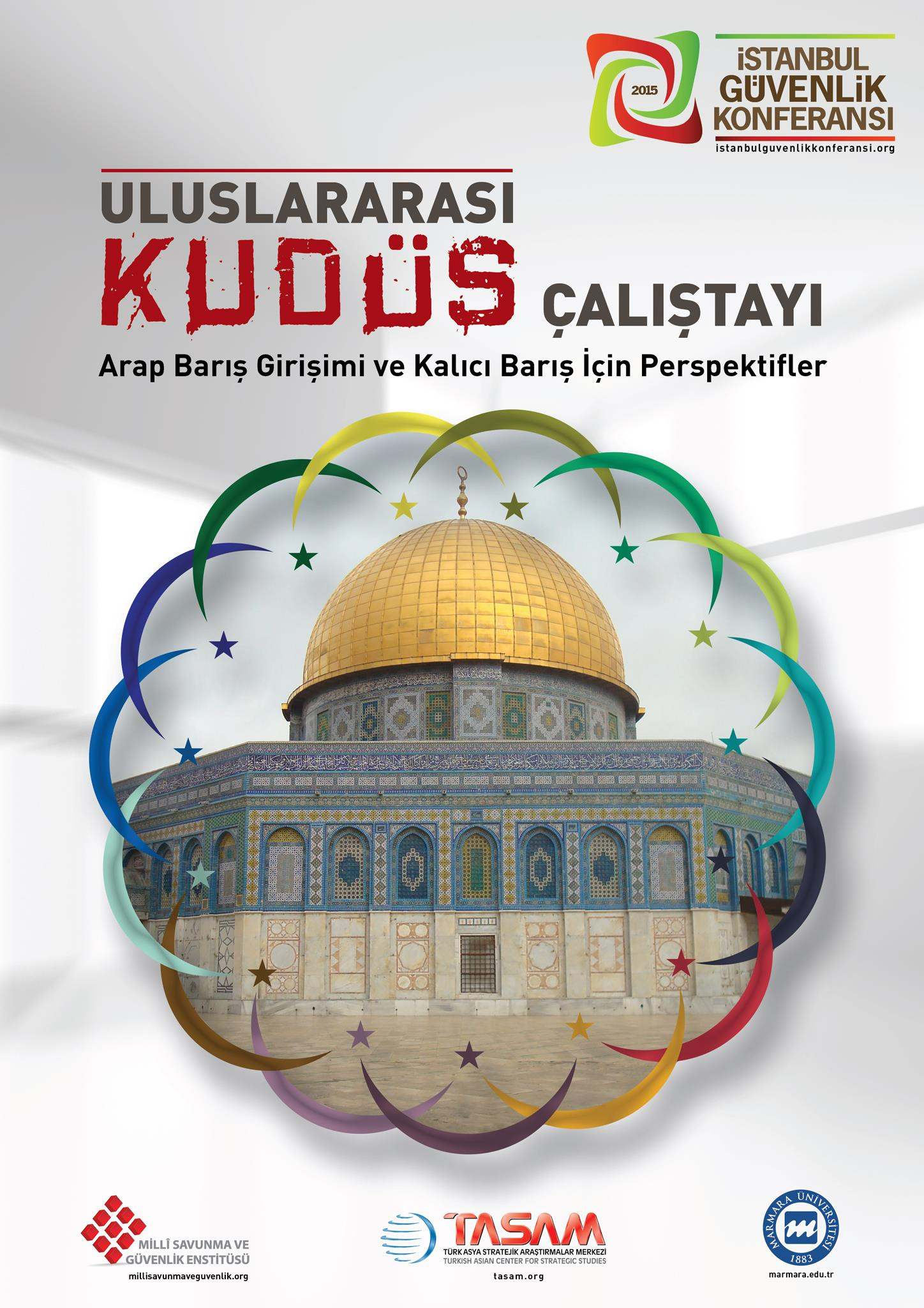 Uluslararası Kudüs Çalıştayı | İstanbul Güvenlik Konferansı 2015