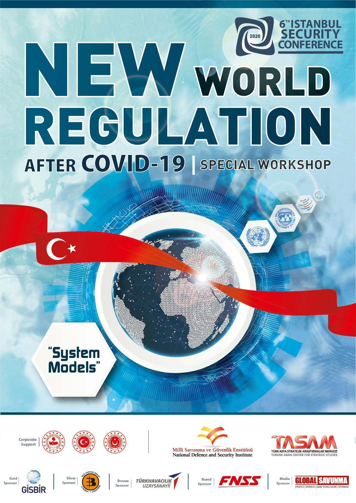 'New World Regulation After Covid-19' Workshop