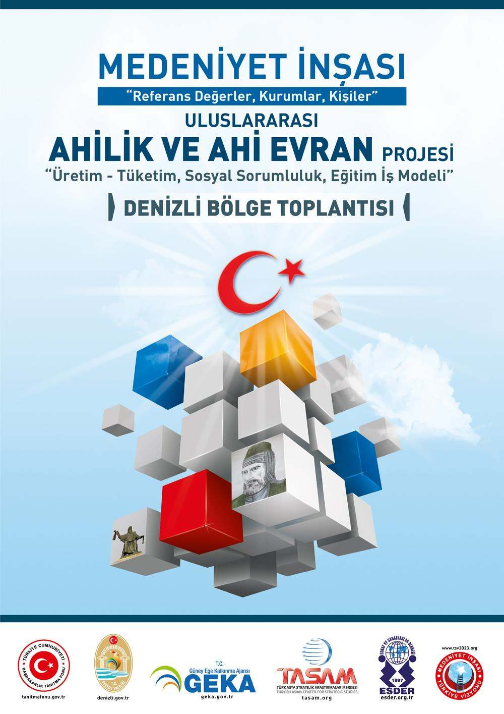 International Ahi and Ahi Community Project | Denizli Regional Meeting