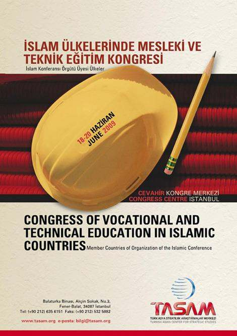 Congress Of Vocational And Technical Education In The Islamic Countries