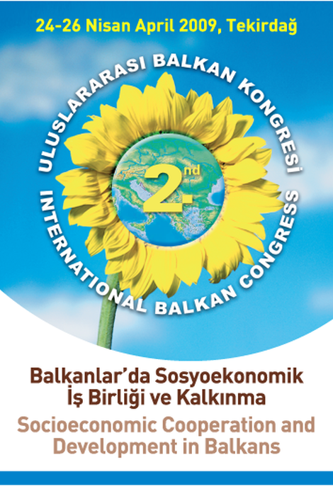 2nd International Balkan Congress
