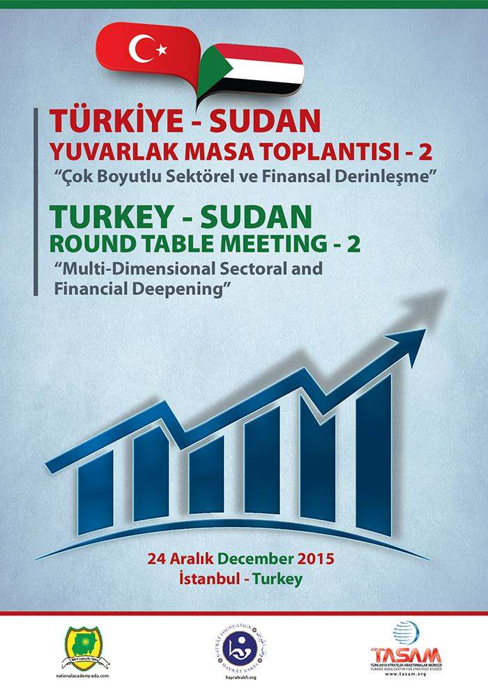 Turkey - Sudan Round Table Meeting - 2