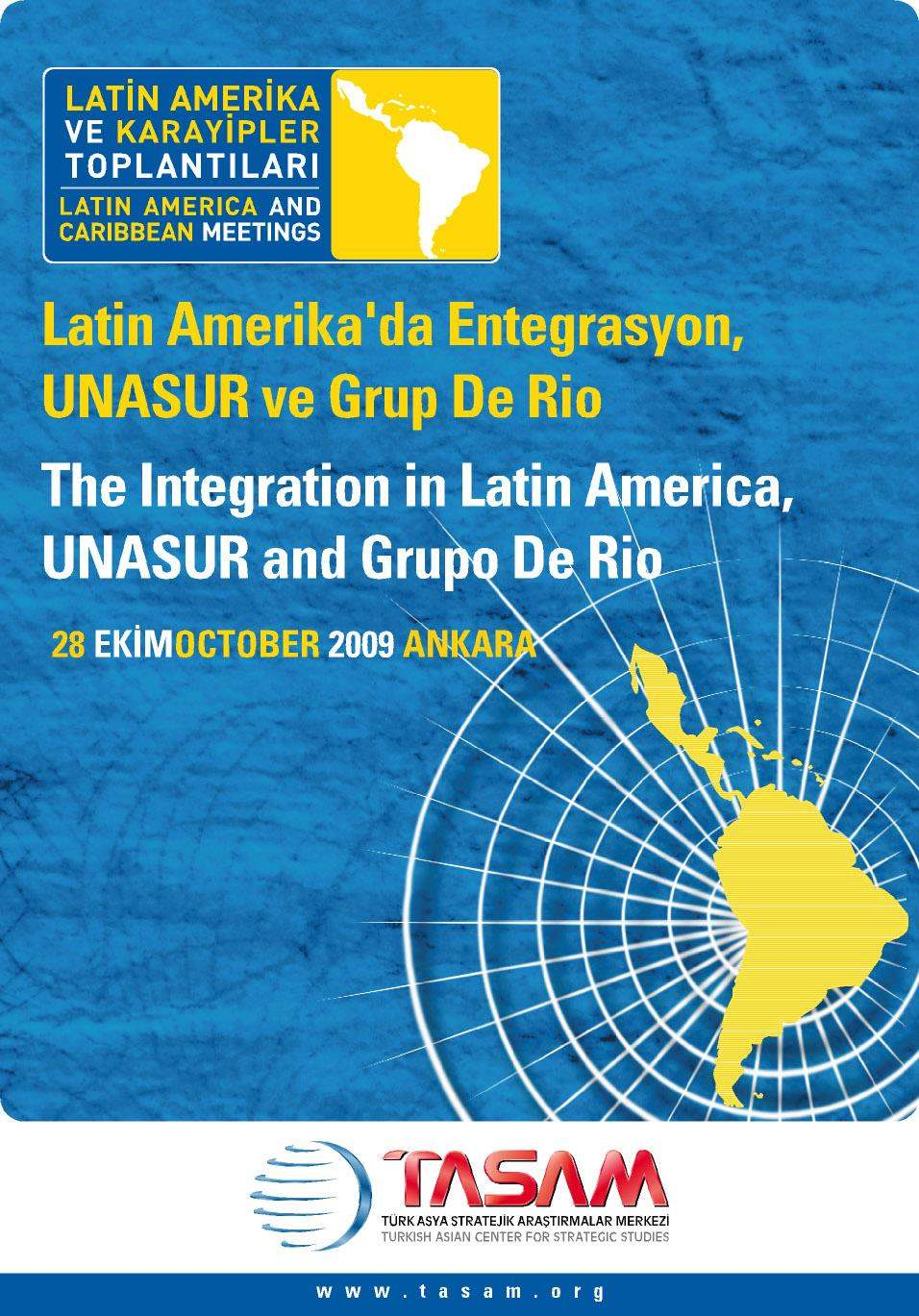 TASAM Ankara Latin America And Caribbean Meetings - 3